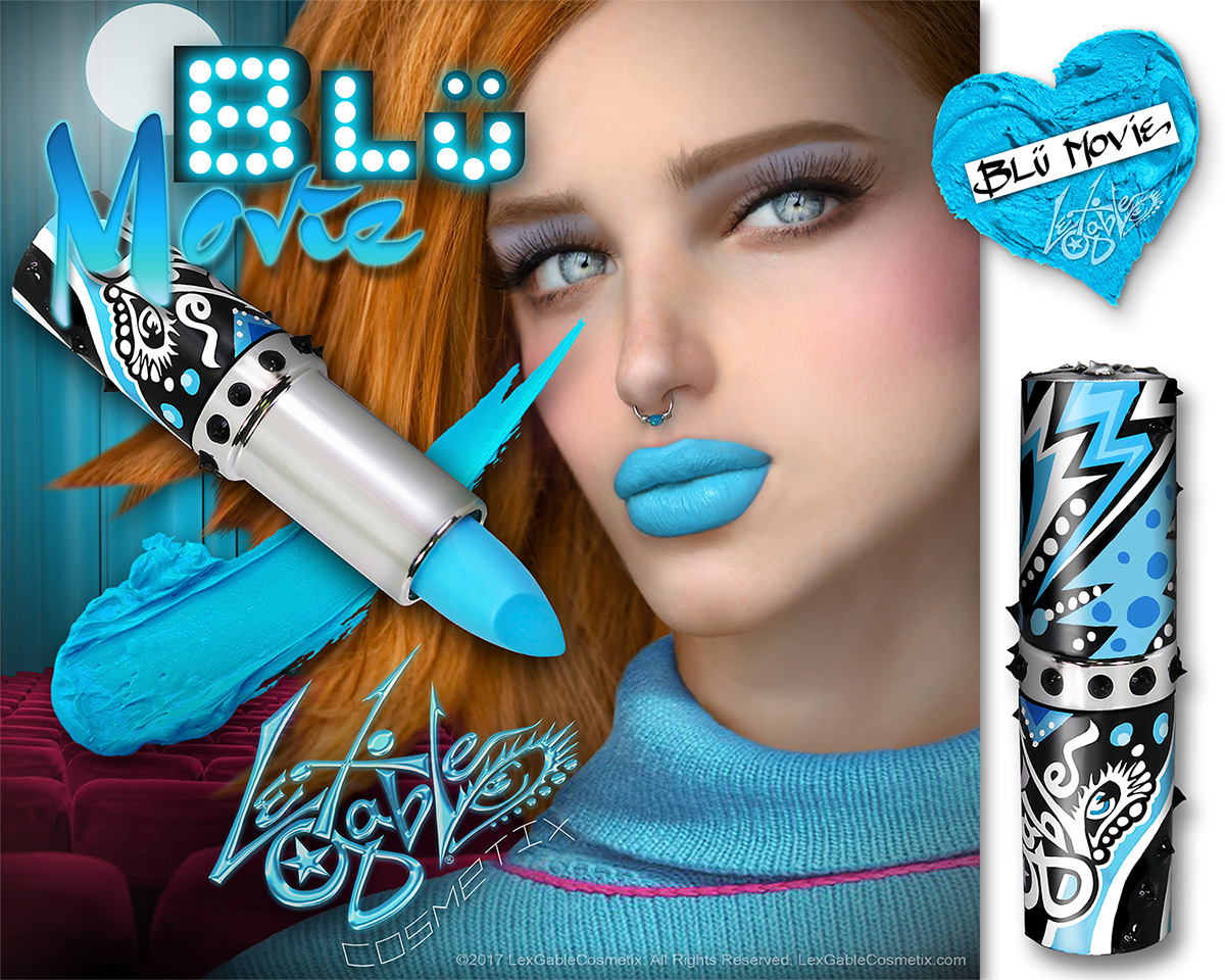 BLü MOVIE :: Brilliant Electric Blue